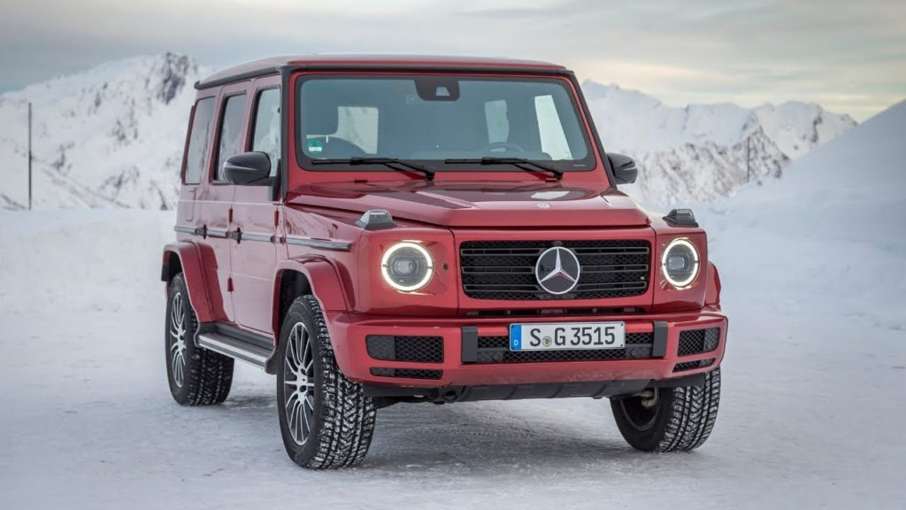 The 'Affordable' G-Wagon is here!