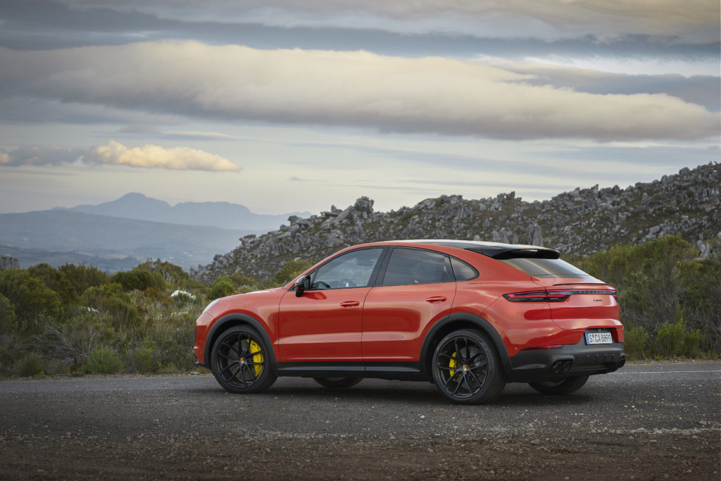 Porsche Cayenne Coupé Launched in India