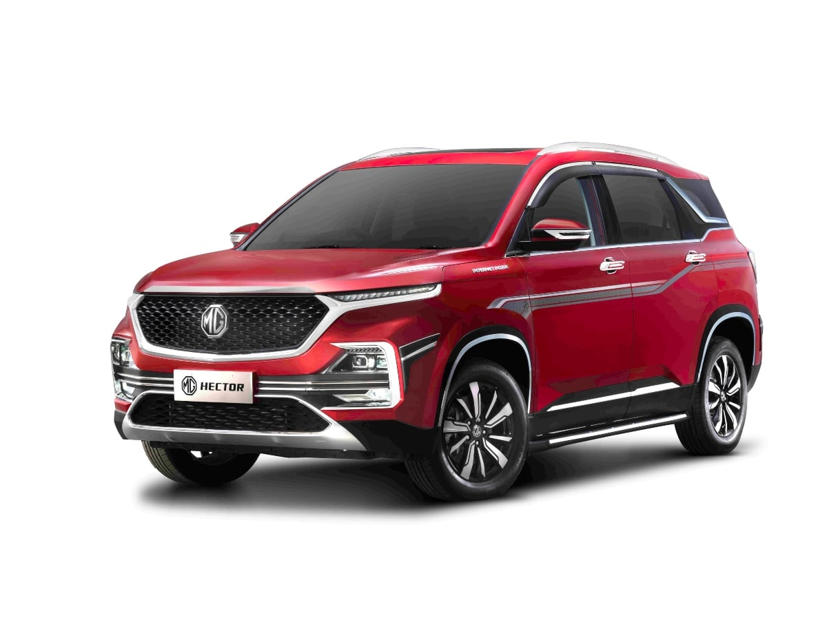 MG Motor starts production of HECTOR PLUS