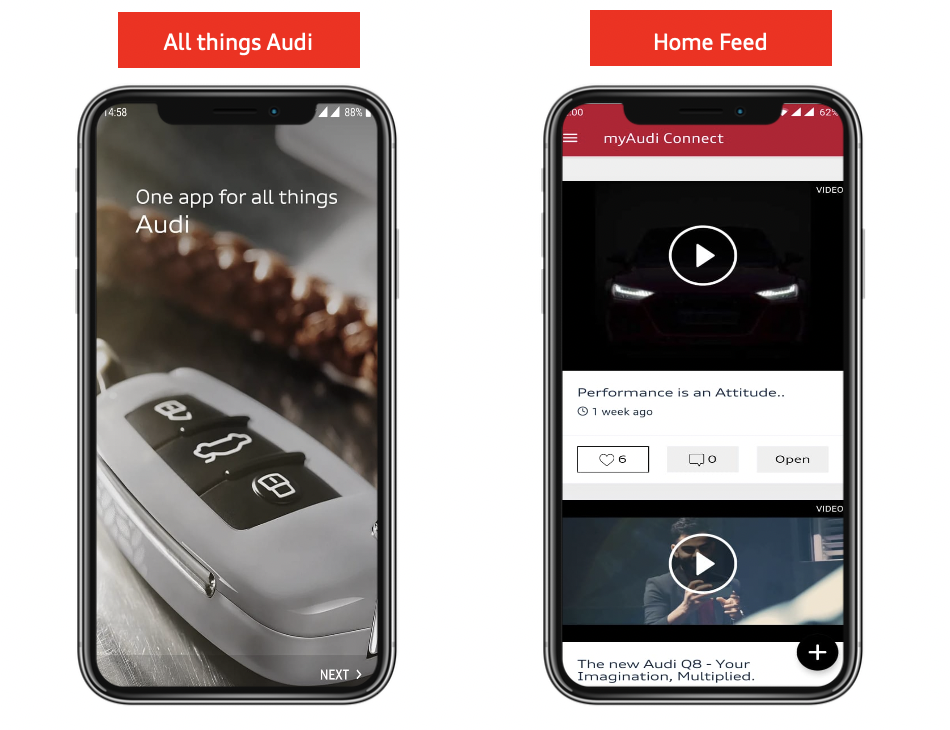 Audi India introduces OneApp for 'All Things Audi'