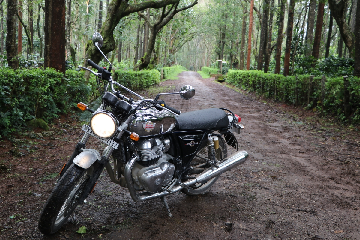 Royal Enfield Interceptor  650 – The Best RE!