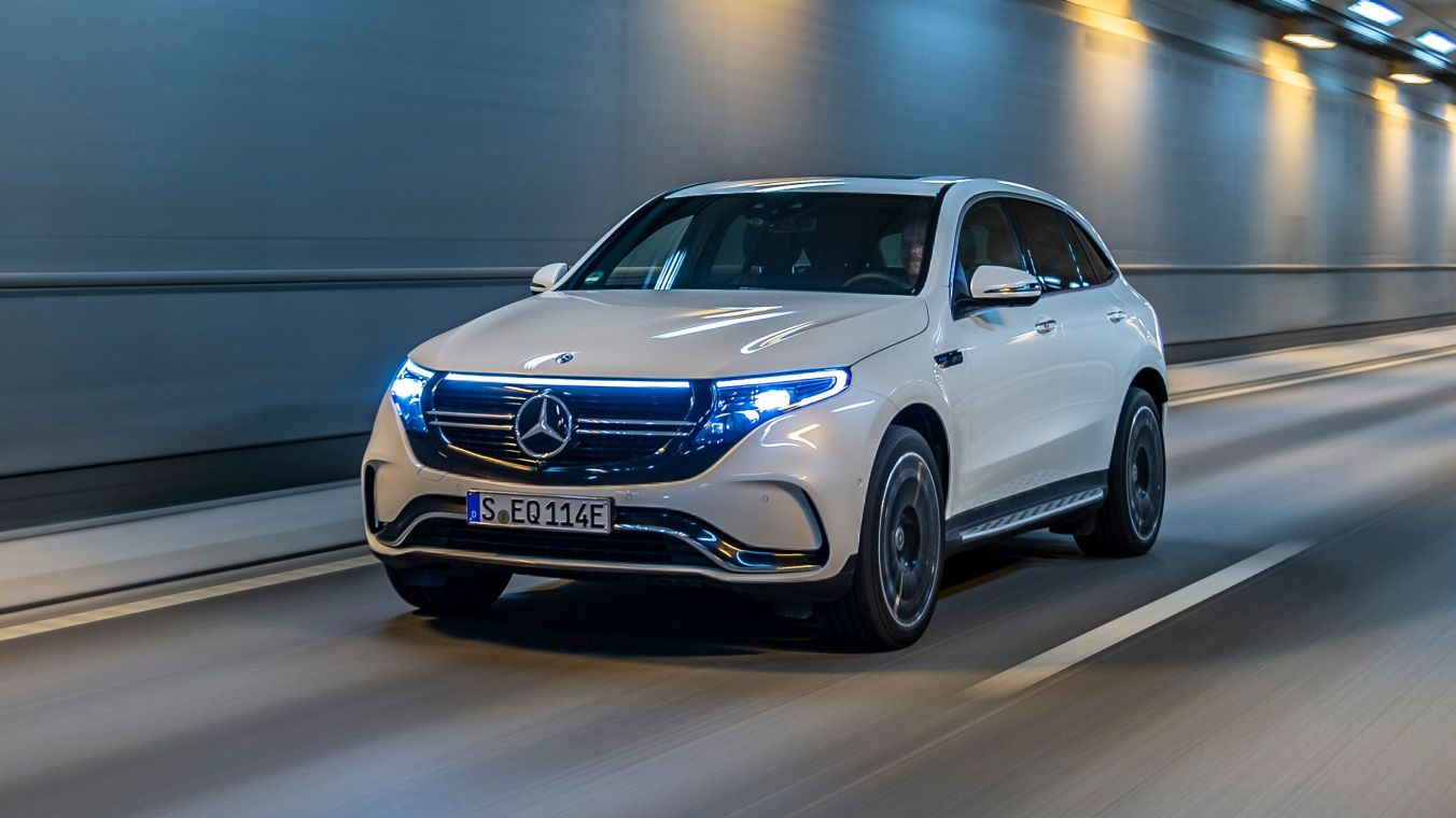 Mercedes-Benz launches EQC to kickstart the Luxury EV segment in India