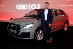Audi launches its Luxury All-rounder Audi Q2 in India