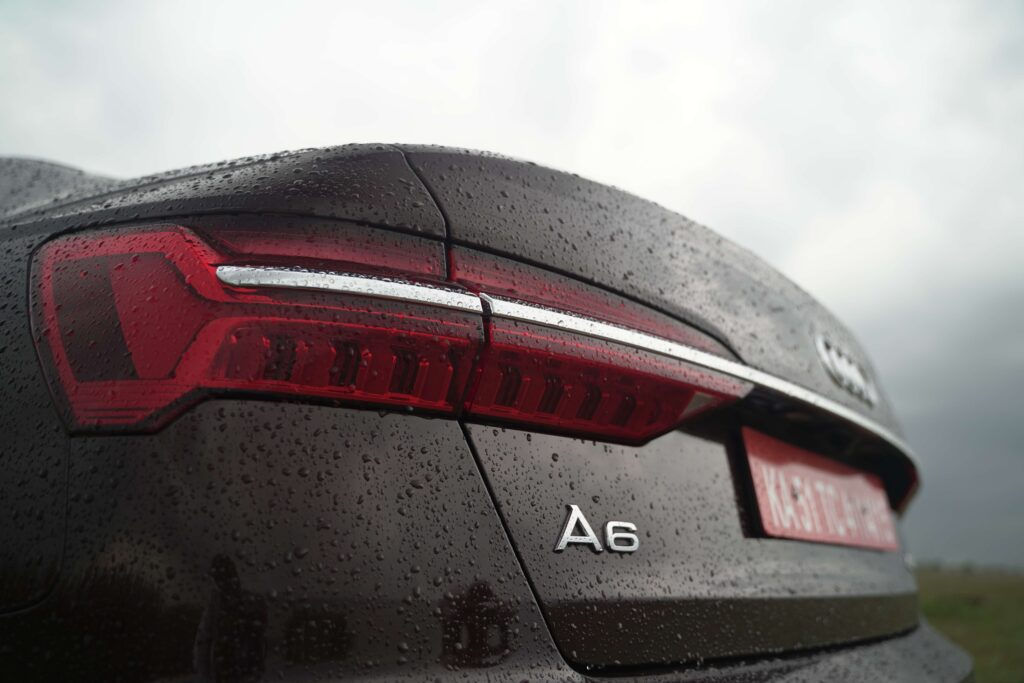 Audi A6 : The Trump Card from Ingolstadt