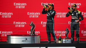 Mercedes clinch 7th consecutive constructor's title at IMOLA