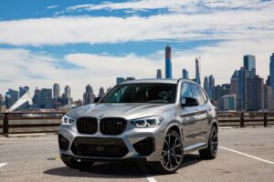 BMW launches its first-ever X3 M in SAV segment for India